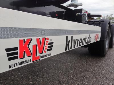 KLVrent BDF Trailer Logo