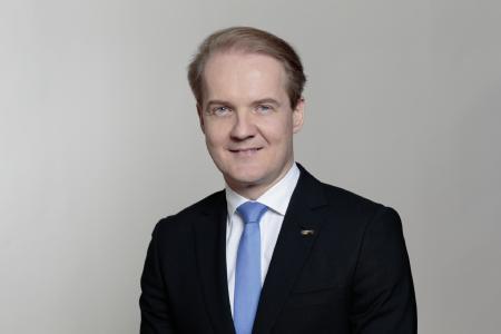 Andreas Schick becomes Member of the Board of Managing Directors of Schaeffler AG, effective April 1, 2018 / Photo: Schaeffler