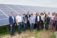 """Solarpark Leutkirch wächst weiter: Mit Haid III 880.000 Kilowattstunden mehr für die """"Nachhaltige Stadt"""""""