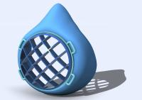 In Zusammenarbeit mit dem Medizintechnikspezialisten Wirthwein AG / Riegler GmbH & Co. KG entwickelt das SKZ eine neue innovative Maskengeneration