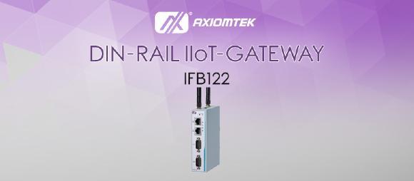Das neue IIoT-Gateway