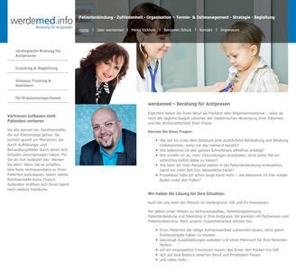 Neue Chance für Ärzte: werdemed – Beratung für Arztpraxen bringt Ärzte und deren Praxis wirtschaftlich nach vorne.