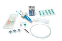 Eine Vielzahl medizintechnischer Produkte muss auf Dichtheit und Durchfluss geprüft werden