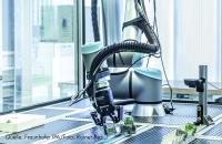 Bereich Elektronik EMS: dresden elektronik beginnt Forschungsvorhaben zum Einsatz von Robotern in der Fertigung