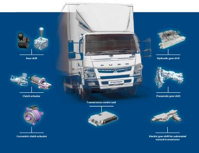 China's commercial vehicle market discovers automated manual transmissions