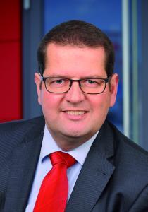 Jens Schroth, responsable des ventes DACH de Kögel