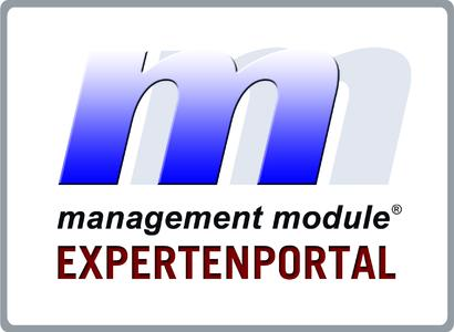 Logo management module, Expertenportal