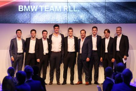 BMW Motorsport Season Review 2017, Line-up 2018 IWSC