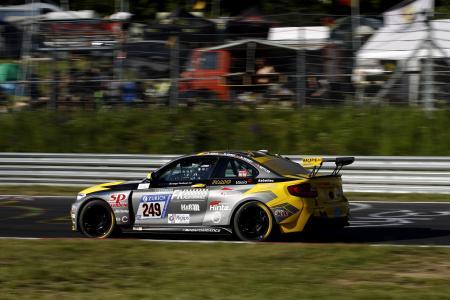 #249 BMW M235i Racing, Sieger Cup-5-Klasse, 24h Nürburgring