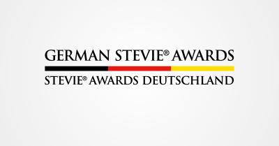 Gold German Stevie Award: prudsys AG honored as most innovative company of the year