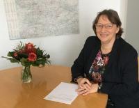 Sabine Ulrichs freut sich auf ihre neuen Aufgaben als Geschäftsführerin der akademie facultas gGmbH. (Foto: akademie facultas)
