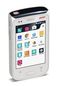 Ascom Myco 2 mit APP Ansicht