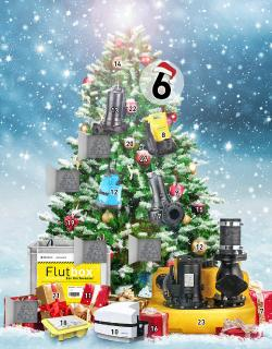 Adventskalender mit Know-how