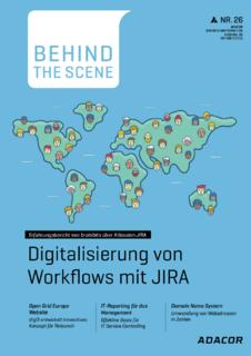 Der digitale Wandel benötigt digitale Workflows