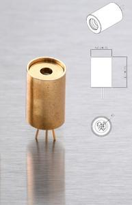 Inexpensive, Aligned Laser Modules in Miniature