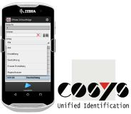 Zebra TC51 / TC56 - Das ideale Android MDE mit COSYS Software