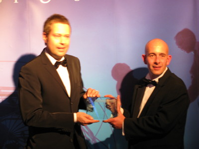 Frost & Sullivan Bestows European Enabling Technology Award in Real-Time 3D Imaging on PMDTechnologies GmbH