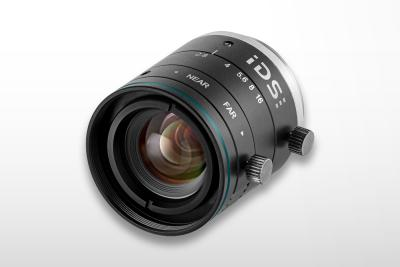 New IDS lenses with 5, 8 and 10 MP: Excellent price-performance ratio