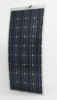 ApolloFLEX Mono-TL - New Thin and Light Solar Panels for Boots and Yachts