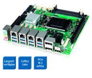 Spectra MS 98L1 Serie Long Term Mini ITX Boards
