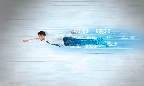 Highspeed für Ihr Netz von net services