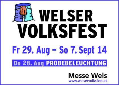 Volksfest 14 Logo