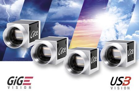 Optimale 40 Bilder/s dank Sony IMX249 CMOS Sensor