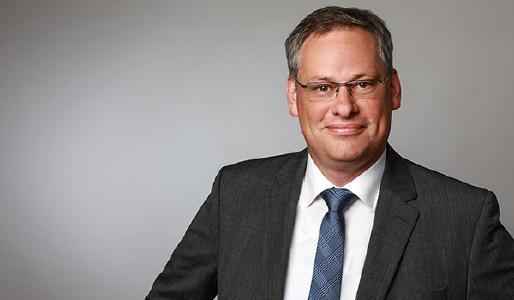 Sven Geilich, Vorstand IKOR AG