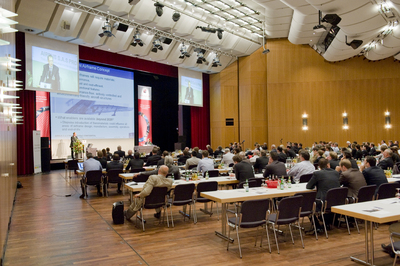 """Automation – Simulation, Processes & Materials"" - CFK-Valley Stade Convention 2011"