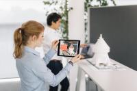 Durch ein Expertensystem von Fraunhofer IEM kann die Überwachung von Maschinen und Anlagen mithilfe von maschinellem Lernen optimiert werden / Foto: Fraunhofer IEM