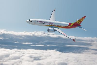 Boeing, Hainan Airlines Announce Commitment for 50 737 MAX 8s