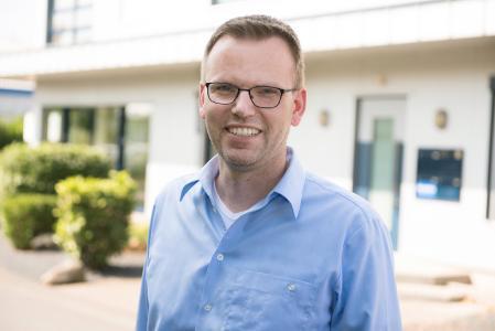 Michael Schäfer meint, das viele Unternehmen beim Thema Digitalisierung noch in einer Komfortzone stecken