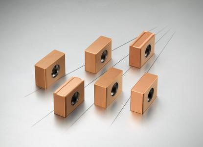 Sandvik Coromants neue, leicht schneidende Flankenwendeplatten mit PL-Geometrie für den CoroMill® 170