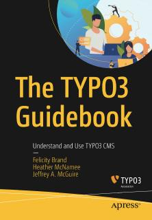 TYPO3 Guidebook Released to International Audience