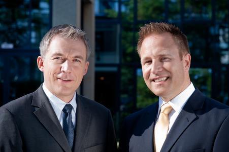 Jan Meise, Chief Sales Officer (links) und Philipp Weber, Chief Operating Officer (rechts)