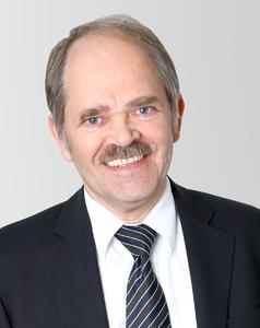 Prof. Dr. René Beigang / Foto: TU Kaiserslautern