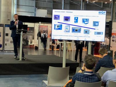 "The Rohmann GmbH introduces itself at the ""Salon du Vide et des Traitement des Materiaux"""