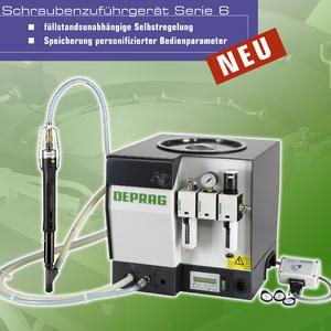 New generation of screw feeding machines - Series 6