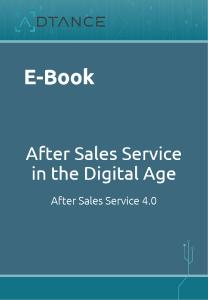 The E-Book about After Sales Service in the Digital Age