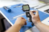 Feinmess Suhl entwickelte das neue Digitalpassameter 3903 speziell zum Messen kleiner, filigraner Bauteile
