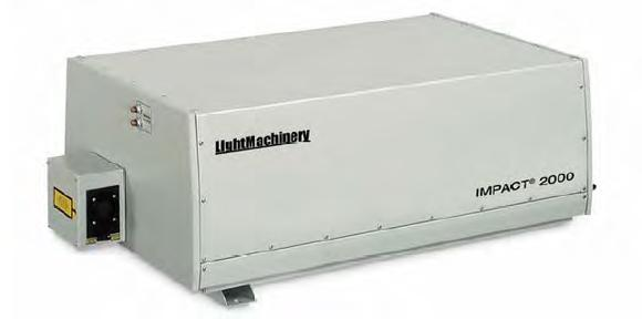 LightMachinery introduces IMPACT Series high power lasers
