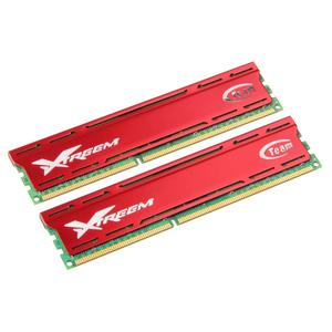 Team Group Vulcan Series Red, DDR3 2133, CL11   16 GB Kit