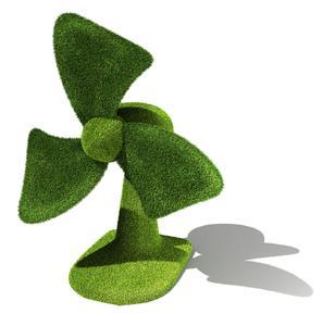 Ventilatoren werden ab 2013 energieeffizienter