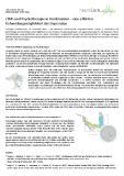 [PDF] Pressemitteilung: rTMS und Psychotherapie in Kombination - eine effektive Behandlungsmöglichkeit der Depression