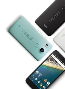 Nexus 5X ab heute verfügbar