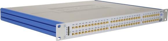 The 60-711 is a Dual 24x8 Video Matrix Module