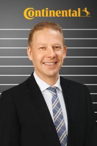 Dr. Andreas Topp, Leiter Material- und Prozessentwicklung sowie Industrialisierung für Reifen bei Continental