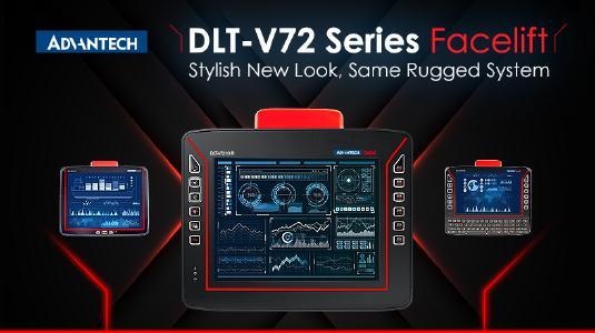 DLT-V72 Facelift