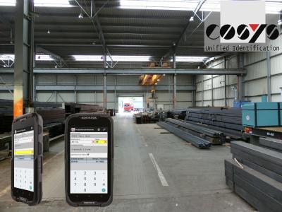 Robuste Mobile Computer mit Android für die Produktion