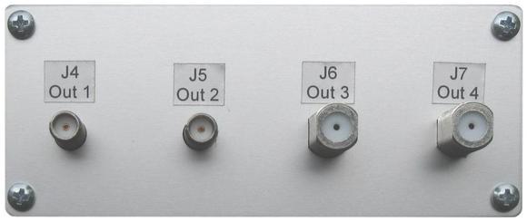 sat-nms LRXD L-Band Distributor introduced by SatService Gesellschaft für Kommunikationssysteme mbH